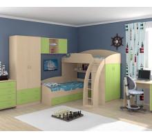 Детская комната для девочки на заказ в Оренбурге в наличие на нашем складе