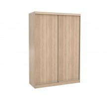 Корпусный шкаф-купе Домашний, цвет - дуб сонома, стиль - современный