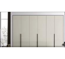 """Шкаф-купе 6 дверный """"Премиум"""", цвет - белый, стиль - современный"""
