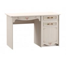 Детский письменный стол Флоренция-6, цвет - ясень анкор светлый, стиль - классика