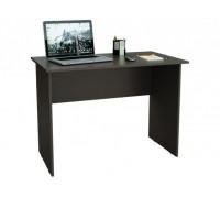 Стол письменный Милан, цвет - черный, стиль - современный