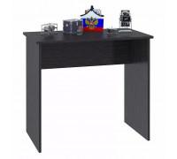 Стол письменный Уно, цвет - черный, стиль - современный