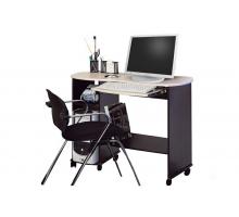"""Письменный стол """"Костер-3"""", цвет - Дуб Линдберг, стиль - современный"""