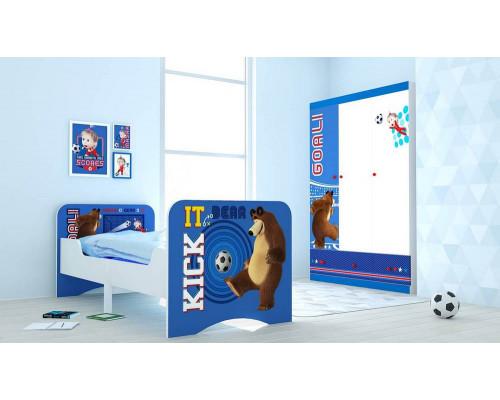 Детская комната, цвет- белый, стиль- Сказочный