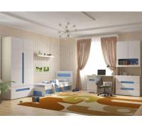 Комплект детской мебели ПМ: СТИЛЬ МК ООО Комплект детской мебели Палермо Юниор К2