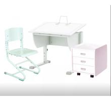 Комплект детской мебели, цвет - белый, стиль - современный