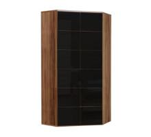 Гардеробная Лакобель 2-двери, цвет - венге, стиль - современный