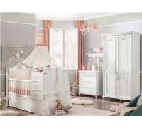 Детская комната Romantic Baby, цвет - белый