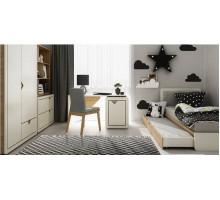 Детская комната Timoore Frame, цвет - дуб, кремовый, стиль - современный