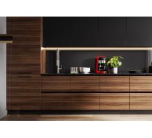 Кухня Бисмарк Прямая, цвет - коричневый, стиль - лофт