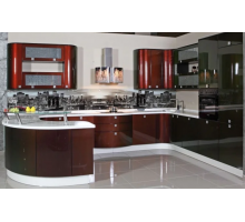 Кухня Эмаль Хамелеон, стиль - современный