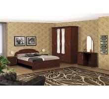 Спальный гарнитур Vivo-1, цвет - вишня, стиль - классический