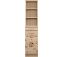 Шкаф-стеллаж Ижмебель Квест 21