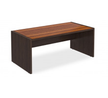 """Длинный офисный стол """"Morris"""", цвет - венге магия, стиль - современный"""