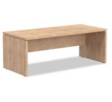 """Длинный офисный стол """"Torr Z"""", цвет - дуб девон, стиль - классический"""
