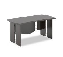 """Длинный офисный стол """"Born B"""", цвет - венге магия, стиль - современный"""