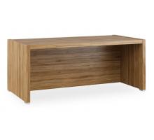 """Длинный офисный стол """"Solid"""", цвет - орех, стиль - классический"""