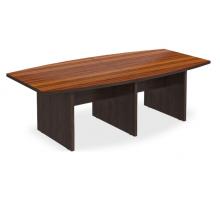 """Длинный офисный стол """"Morris M"""", цвет - венге магия, стиль - современный"""