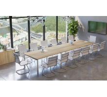 """Офисная переговорная комната """"Стайл"""", цвет - акация лорка, стиль - современный"""