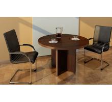"""Офисная переговорная комната """"Тайм-1"""", цвет - дуб шато, стиль - классический"""