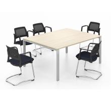 """Офисная переговорная комната """"TEAM-4"""", цвет - акация аури, стиль - современный"""